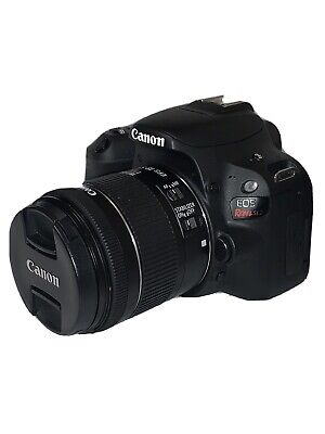 Canon EOS Rebel SL2 24.2MP Digital Camera Black (Kit with EF-S 18-55mm IS STM)