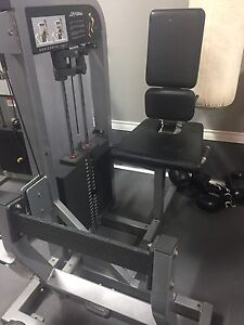 Life Fitness Seated Calf