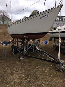 FOR SALE: 27' C&C SAILBOAT