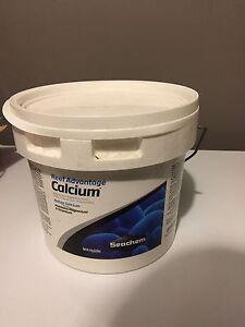 Reef advantage Calcium de Seachem  aquarium eau salée