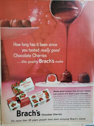 Lot of 3 Vintage Brach