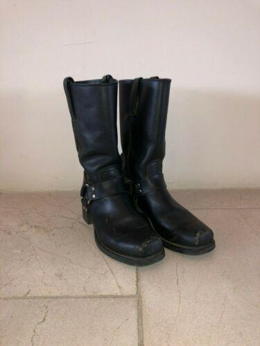Vintage Frye Harness Boots 10 D