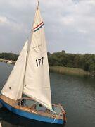Sailing boat Dinghy wood custom made Bondi Beach Eastern Suburbs Preview