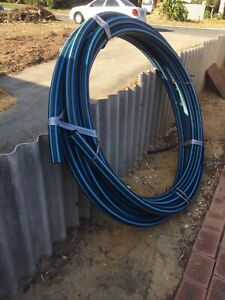 Poly Water Pipe 63mm