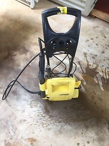 Working Karcher Pressure Cleaner For Sale Driver Palmerston Area Preview