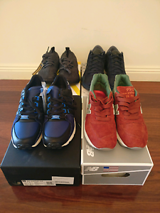 Brand New Sneakers For Sale Adidas Nike New Balance Hughesdale Monash Area Preview