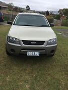 2006 Ford Territory Wagon Rokeby Clarence Area Preview