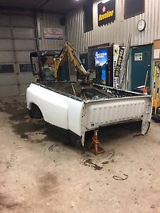 2007 dodge dually box
