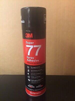 3m Super 77 Multipurpose Spray Adhesive Net Wt 16.75 Oz
