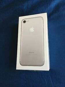iPhone 7 32gb Silver **Brand New Sealed Box** Mount Gravatt Brisbane South East Preview