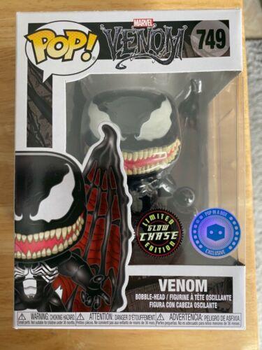 Vinyl #749 Pop In A Box Winged Venom Pre Order Exclusive Funko Pop