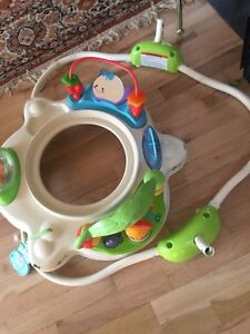 Fisher price jump for lights and music