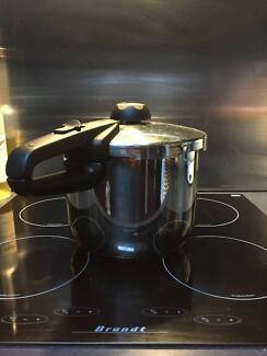 Fissler VitaVit German Steel pressure cooker - 6.0L