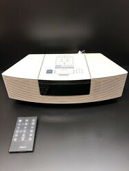 Bose Wave AM/FM Radio CD Player AWRC1P Alarm Clock Perfect Working Condition