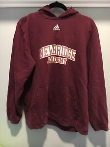 2 Newbridge hoodies - see ad for size and price