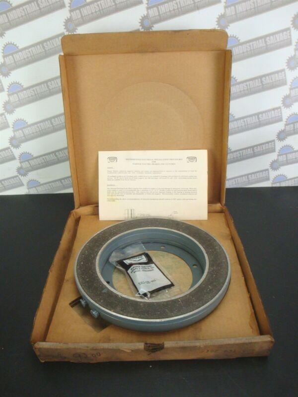 WARNER Clutch Brake Magnet PC1000 PN# 5302-631-005 (NEW OLD STOCK) 90V, 3600 RPM