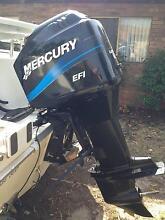 Mercury 150 EFI Outboard Motor Bull Creek Melville Area Preview
