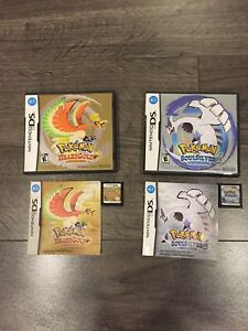 Pokemon HeartGold/Pokemon SoulSilver (Nintendo DS)
