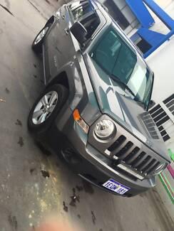 2014 Jeep Patriot Wagon Ballajura Swan Area Preview