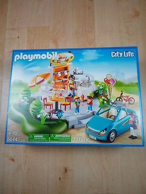 Playmobil 5644 Convertible trip to the ice cream parlor