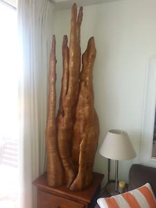 SWAP Dolphin natural sculpture Broadbeach Gold Coast City Preview