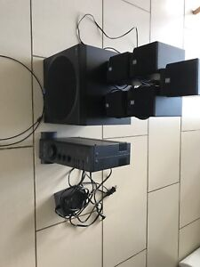 Système de son Yamaha Home Theater Sound System TSS-1