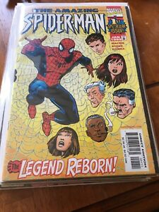 The Amazing Spider-Man #1 issue 1999 the Legend Reborn