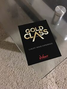 Gold Class Movie Voucher Yokine Stirling Area Preview