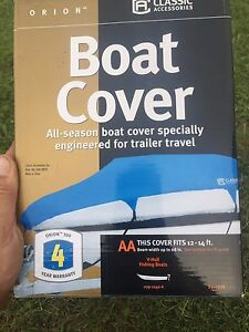 14ft Baot Cover