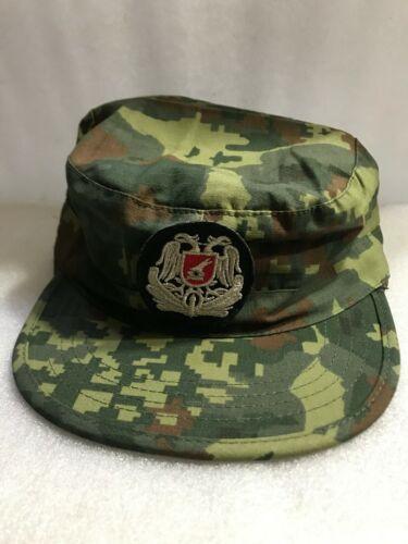 ALBANIAN NEW MILITARY ARMY ORIGINAL HAT CAP UNUSED