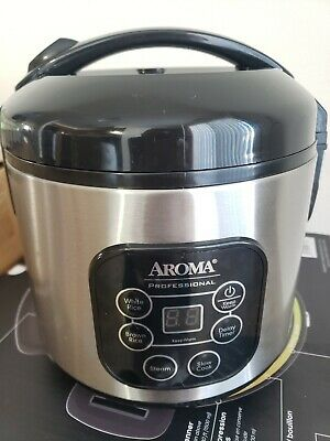 Aroma 4 cup digital  rice cooker/ unprogressive cooker