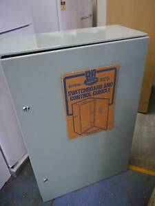 B & R Switchboard & Control Cubicles Steel Storage Cabinets Melbourne CBD Melbourne City Preview