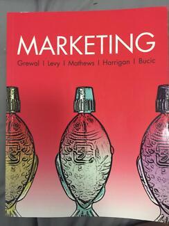 Marketing Textbook Ashgrove Brisbane North West Preview