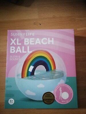Wasserball Beachball Strandball   NEU / OVP  (Jumbo Beach Ball)