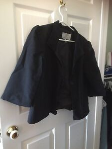 Black & White Jackets Size 16