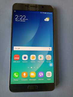 Samsung Galaxy Note 5 - In Excellent Condition