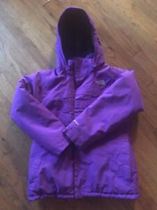 North Face Girls Winter Jacket - Size 14-16