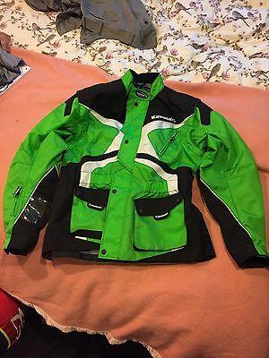 Kawasaki Off-road Enduro Jacket Kxf Xxl