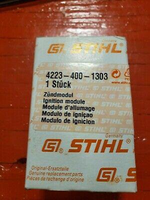 New Oem Stihl Concrete Cut-off Saw Ignition Module Coil Ts 400 Ts400