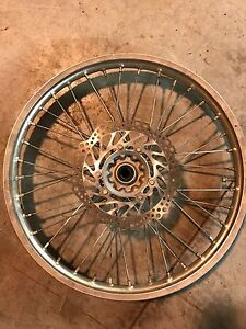 BRAND NEW FRONT WHEEL CRF 450