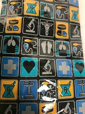 Medical Doctor Men's Neck Tie Venlafaxine HCI EFFEXOR XR Pharmacist Nurse New, usado segunda mano  Embacar hacia Argentina
