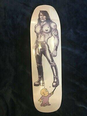 Paisley Skates - Glenn Danzig from Finland skateboard deck - New, Rare! Cliver