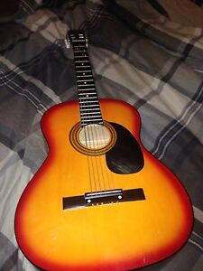 Nova acoustic...great for beginners want gone