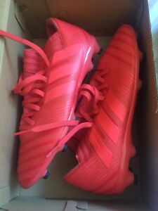 NEW ADIDAS SOCCER CLEATS/SHOES