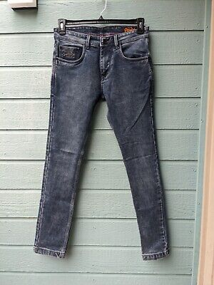 Vintage SuperDry Jeans Copper Denim Classics Slim 32W-30L