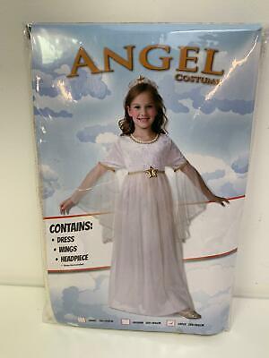 Engel Kostüm - Prinzessin Kostüm Mädchen Krippenoutfit - Engel Kostüm Mädchen