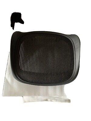 Herman Miller Aeron Chair Replacement Seat Pan 3d01 Graphite Medium Size B Frame