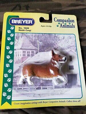 Breyer # 1506 Welsh Corgi Companion Animal 1999-2006 Dog NIP