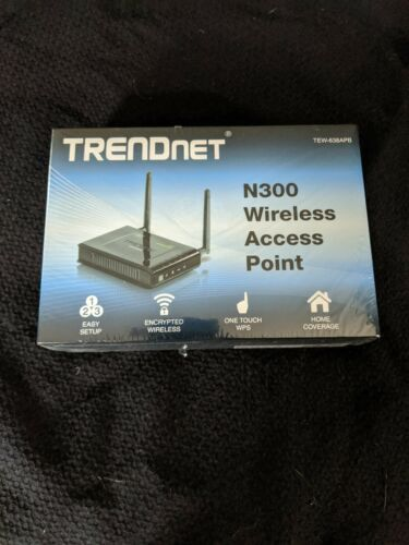 Trendnet N300 Wireless Access Point - Brand new sealed.