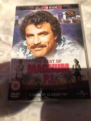Magnum PI - The Best Of Magnum PI (DVD, 2003, 2-Disc Set)5 1/2 Hours 80s